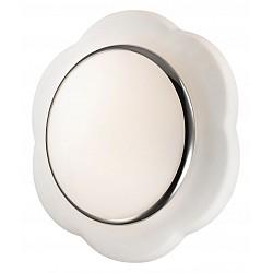 Накладной светильник Odeon LightКруглые<br>Артикул - OD_2403_3C,Бренд - Odeon Light (Италия),Коллекция - Baha,Гарантия, месяцы - 24,Время изготовления, дней - 1,Диаметр, мм - 380,Тип лампы - компактная люминесцентная [КЛЛ] ИЛИнакаливания ИЛИсветодиодная [LED],Общее кол-во ламп - 3,Напряжение питания лампы, В - 220,Максимальная мощность лампы, Вт - 40,Лампы в комплекте - отсутствуют,Цвет плафонов и подвесок - белый,Тип поверхности плафонов - матовый,Материал плафонов и подвесок - стекло,Цвет арматуры - хром,Тип поверхности арматуры - глянцевый,Материал арматуры - металл,Тип цоколя лампы - E27,Класс электробезопасности - I,Общая мощность, Вт - 120,Степень пылевлагозащиты, IP - 44,Диапазон рабочих температур - от -40^C до +40^C<br>