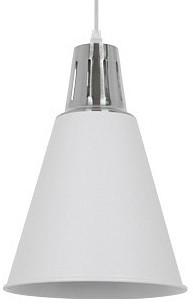 Подвесной светильник Odeon LightБарные<br>Артикул - OD_3320_1,Бренд - Odeon Light (Италия),Коллекция - Tira,Гарантия, месяцы - 24,Высота, мм - 330-1385,Диаметр, мм - 220,Тип лампы - компактная люминесцентная [КЛЛ] ИЛИнакаливания ИЛИсветодиодная [LED],Общее кол-во ламп - 1,Напряжение питания лампы, В - 220,Максимальная мощность лампы, Вт - 60,Лампы в комплекте - отсутствуют,Цвет плафонов и подвесок - белый,Тип поверхности плафонов - матовый,Материал плафонов и подвесок - металл,Цвет арматуры - хром,Тип поверхности арматуры - глянцевый,Материал арматуры - металл,Количество плафонов - 1,Возможность подлючения диммера - можно, если установить лампу накаливания,Тип цоколя лампы - E27,Класс электробезопасности - I,Степень пылевлагозащиты, IP - 20,Диапазон рабочих температур - комнатная температура,Дополнительные параметры - способ крепления светильника к потолку - на монтажной пластине, светильник регулируется по высоте<br>