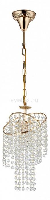 Подвесной светильник FreyaПодвесные светильники<br>Артикул - MY_FR129-01-G,Бренд - Freya (Германия),Коллекция - Picolla,Гарантия, месяцы - 24,Высота, мм - 700,Диаметр, мм - 175,Тип лампы - компактная люминесцентная [КЛЛ] ИЛИнакаливания ИЛИсветодиодная  [LED],Общее кол-во ламп - 1,Напряжение питания лампы, В - 220,Максимальная мощность лампы, Вт - 60,Лампы в комплекте - отсутствуют,Цвет плафонов и подвесок - неокрашенный,Тип поверхности плафонов - прозрачный,Материал плафонов и подвесок - хрусталь,Цвет арматуры - золото,Тип поверхности арматуры - глянцевый,Материал арматуры - металл,Возможность подлючения диммера - можно, если установить лампу накаливания,Тип цоколя лампы - E27,Класс электробезопасности - I,Степень пылевлагозащиты, IP - 20,Диапазон рабочих температур - комнатная температура,Дополнительные параметры - способ крепления светильника к потолку - на крюке, регулируется по высоте<br>