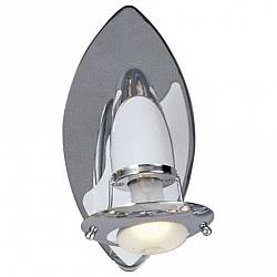 Бра GloboМеталлический плафон<br>Артикул - GB_5438-1,Бренд - Globo (Австрия),Коллекция - Lord,Гарантия, месяцы - 24,Время изготовления, дней - 1,Высота, мм - 200,Размер упаковки, мм - 210x125x100,Тип лампы - компактная люминесцентная [КЛЛ] ИЛИнакаливания ИЛИсветодиодная [LED],Общее кол-во ламп - 1,Напряжение питания лампы, В - 220,Максимальная мощность лампы, Вт - 40,Лампы в комплекте - отсутствуют,Цвет плафонов и подвесок - хром,Тип поверхности плафонов - глянцевый,Материал плафонов и подвесок - сталь,Цвет арматуры - хром, белый,Тип поверхности арматуры - глянцевый,Материал арматуры - сталь,Возможность подлючения диммера - можно, если установить лампу накаливания,Тип цоколя лампы - E14,Класс электробезопасности - I,Степень пылевлагозащиты, IP - 20,Диапазон рабочих температур - комнатная температура,Дополнительные параметры - поворотный светильник, предназначен для использования со скрытой проводкой, рефлекторная лампа R50 (диаметр колбы 50 мм)<br>