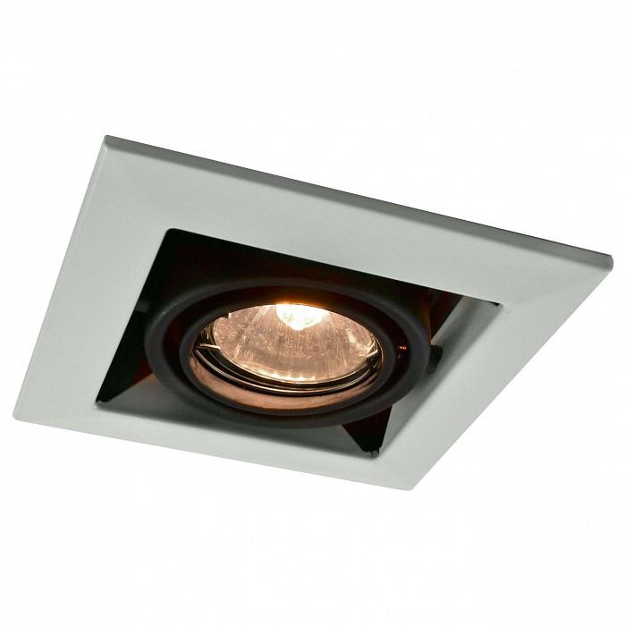 Фото Встраиваемый светильник Arte Lamp Technika A5941PL-1WH