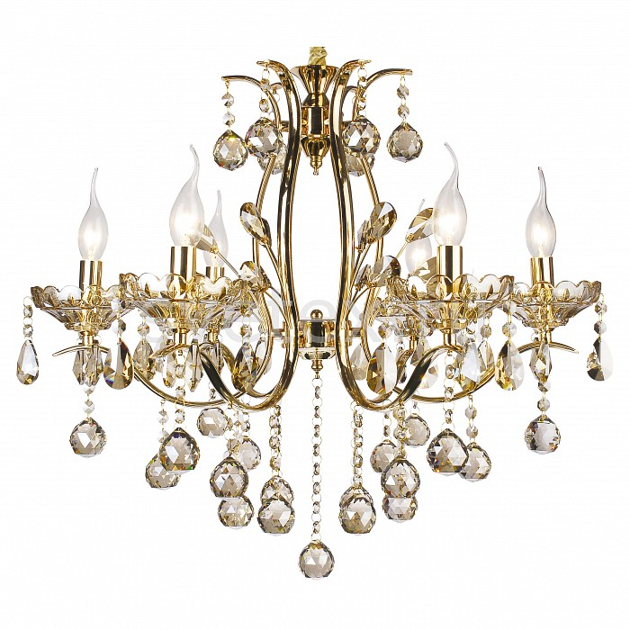 Фото Подвесная люстра Arte Lamp Renaissance A8259LM-6GO