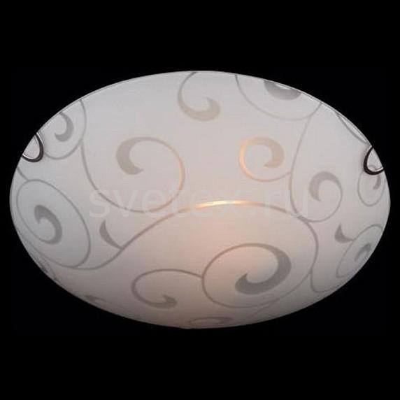 Накладной светильник EurosvetКруглые<br>Артикул - EV_59359,Бренд - Eurosvet (Китай),Коллекция - 2740-7060-7108,Гарантия, месяцы - 24,Высота, мм - 80,Диаметр, мм - 300,Тип лампы - компактная люминесцентная [КЛЛ] ИЛИнакаливания ИЛИсветодиодная [LED],Общее кол-во ламп - 2,Напряжение питания лампы, В - 220,Максимальная мощность лампы, Вт - 60,Лампы в комплекте - отсутствуют,Цвет плафонов и подвесок - белый с рисуноком,Тип поверхности плафонов - матовый,Материал плафонов и подвесок - стекло,Цвет арматуры - хром,Тип поверхности арматуры - глянцевый,Материал арматуры - металл,Количество плафонов - 1,Возможность подлючения диммера - можно, если установить лампу накаливания,Тип цоколя лампы - E27,Класс электробезопасности - I,Общая мощность, Вт - 120,Степень пылевлагозащиты, IP - 20,Диапазон рабочих температур - комнатная температура,Дополнительные параметры - способ крепления светильника к потолку - на монтажной пластине<br>