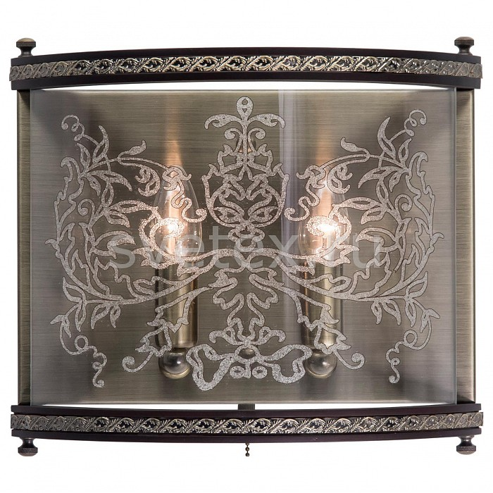 Фото Накладной светильник Citilux Версаль Венге CL408323R