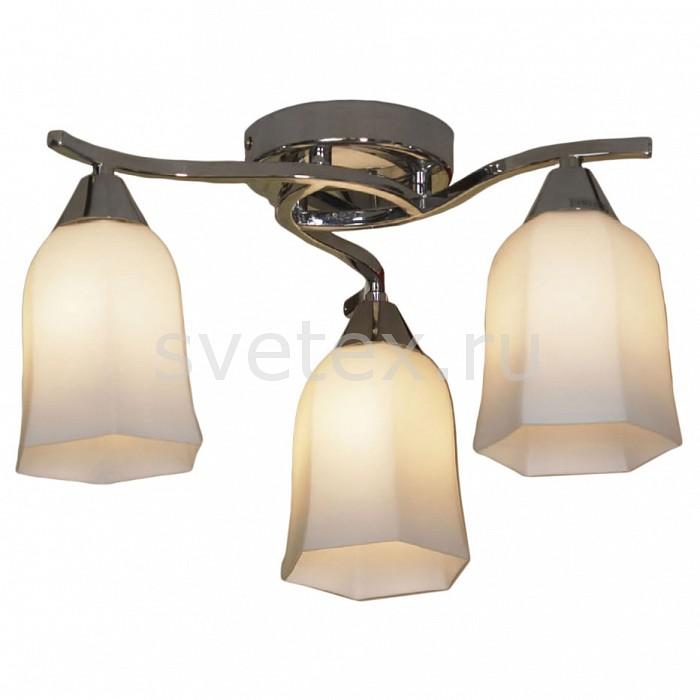 Потолочная люстра LussoleЛюстра подвесная трехрожковая<br>Артикул - LSC-8807-03,Бренд - Lussole (Италия),Коллекция - Bellaria,Гарантия, месяцы - 24,Время изготовления, дней - 1,Высота, мм - 210,Диаметр, мм - 400,Тип лампы - компактная люминесцентная [КЛЛ] ИЛИнакаливания ИЛИсветодиодная [LED],Общее кол-во ламп - 3,Напряжение питания лампы, В - 220,Максимальная мощность лампы, Вт - 40,Лампы в комплекте - отсутствуют,Цвет плафонов и подвесок - белый,Тип поверхности плафонов - матовый,Материал плафонов и подвесок - стекло,Цвет арматуры - хром,Тип поверхности арматуры - глянцевый,Материал арматуры - металл,Количество плафонов - 3,Возможность подлючения диммера - можно, если установить лампу накаливания,Тип цоколя лампы - E14,Класс электробезопасности - I,Общая мощность, Вт - 120,Степень пылевлагозащиты, IP - 20,Диапазон рабочих температур - комнатная температура<br>
