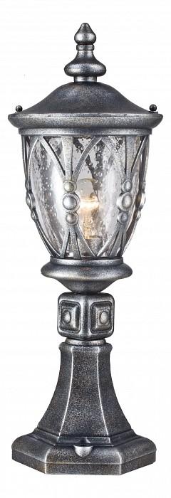 Наземный низкий светильник MaytoniСветильники<br>Артикул - MY_S103-59-31-B,Бренд - Maytoni (Германия),Коллекция - Rua Augusta,Гарантия, месяцы - 24,Время изготовления, дней - 1,Высота, мм - 565,Диаметр, мм - 205,Тип лампы - компактная люминесцентная [КЛЛ] ИЛИнакаливания ИЛИсветодиодная [LED],Общее кол-во ламп - 1,Напряжение питания лампы, В - 220,Максимальная мощность лампы, Вт - 60,Лампы в комплекте - отсутствуют,Цвет плафонов и подвесок - неокрашенный,Тип поверхности плафонов - прозрачный, рельефный,Материал плафонов и подвесок - стекло,Цвет арматуры - черный,Тип поверхности арматуры - матовый,Материал арматуры - металл,Количество плафонов - 1,Тип цоколя лампы - E27,Класс электробезопасности - I,Степень пылевлагозащиты, IP - 44,Диапазон рабочих температур - от -40^С до +40^C<br>