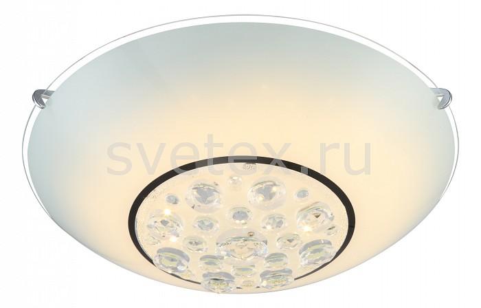 Накладной светильник GloboКруглые<br>Артикул - GB_48175-12,Бренд - Globo (Австрия),Коллекция - Louise,Гарантия, месяцы - 24,Высота, мм - 110,Диаметр, мм - 300,Тип лампы - светодиодная [LED],Общее кол-во ламп - 1,Напряжение питания лампы, В - 19.8,Максимальная мощность лампы, Вт - 12,Цвет лампы - белый теплый,Лампы в комплекте - светодиодная [LED],Цвет плафонов и подвесок - белый, неокрашенный,Тип поверхности плафонов - матовый, прозрачный,Материал плафонов и подвесок - стекло, хрусталь K5,Цвет арматуры - хром,Тип поверхности арматуры - глянцевый,Материал арматуры - металл,Количество плафонов - 1,Возможность подлючения диммера - нельзя,Компоненты, входящие в комплект - блок питания 19.8 В,Цветовая температура, K - 3100 K,Световой поток, лм - 960,Экономичнее лампы накаливания - в 6.3 раза,Светоотдача, лм/Вт - 80,Класс электробезопасности - I,Напряжение питания, В - 220,Степень пылевлагозащиты, IP - 20,Диапазон рабочих температур - комнатная температура<br>