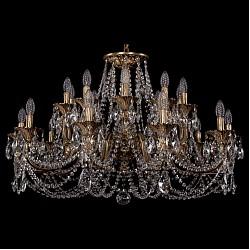 Подвесная люстра Bohemia Ivele CrystalБолее 6 ламп<br>Артикул - BI_1702_10_10_335_150_C_FP,Бренд - Bohemia Ivele Crystal (Чехия),Коллекция - 1702,Гарантия, месяцы - 24,Высота, мм - 640,Диаметр, мм - 980,Размер упаковки, мм - 710x710x350,Тип лампы - компактная люминесцентная [КЛЛ] ИЛИнакаливания ИЛИсветодиодная [LED],Общее кол-во ламп - 20,Напряжение питания лампы, В - 220,Максимальная мощность лампы, Вт - 40,Лампы в комплекте - отсутствуют,Цвет плафонов и подвесок - неокрашенный,Тип поверхности плафонов - прозрачный,Материал плафонов и подвесок - хрусталь,Цвет арматуры - золото французское с патиной,Тип поверхности арматуры - глянцевый, рельефный,Материал арматуры - латунь,Возможность подлючения диммера - можно, если установить лампу накаливания,Форма и тип колбы - свеча ИЛИ свеча на ветру,Тип цоколя лампы - E14,Класс электробезопасности - I,Общая мощность, Вт - 800,Степень пылевлагозащиты, IP - 20,Диапазон рабочих температур - комнатная температура,Дополнительные параметры - способ крепления светильника к потолку - на крюке, указана высота светильника без подвеса<br>
