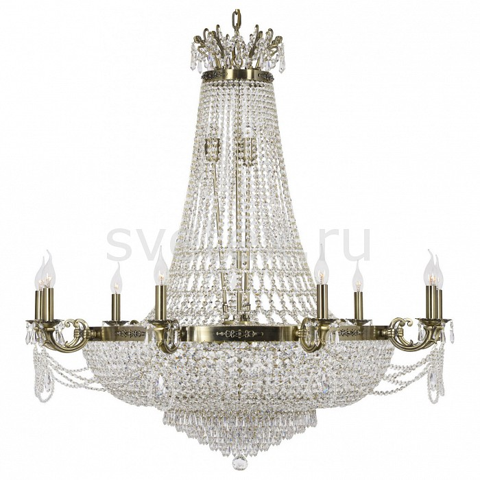 Подвесная люстра Dio D'ArteБолее 6 ламп<br>Артикул - DDA_Lodi_E_1.6.9.400_GB,Бренд - Dio D'Arte (Италия),Коллекция - Lodi,Гарантия, месяцы - 24,Высота, мм - 1100,Диаметр, мм - 1000,Тип лампы - компактная люминесцентная [КЛЛ] ИЛИнакаливания ИЛИсветодиодная  [LED],Общее кол-во ламп - 9,Напряжение питания лампы, В - 220,Максимальная мощность лампы, Вт - 40,Лампы в комплекте - отсутствуют,Цвет плафонов и подвесок - неокрашенный,Тип поверхности плафонов - прозрачный,Материал плафонов и подвесок - хрусталь Swarovski Elements,Цвет арматуры - золото черненое,Тип поверхности арматуры - глянцевый,Материал арматуры - металл,Возможность подлючения диммера - можно, если установить лампу накаливания,Форма и тип колбы - свеча ИЛИ свеча на ветру,Тип цоколя лампы - E14,Класс электробезопасности - I,Общая мощность, Вт - 360,Степень пылевлагозащиты, IP - 20,Диапазон рабочих температур - комнатная температура,Дополнительные параметры - способ крепления светильника к потолку - на крюке, указана высота светильника без подвеса<br>