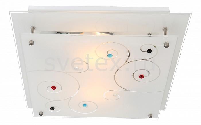 Накладной светильник GloboКвадратные<br>Артикул - GB_48140-2,Бренд - Globo (Австрия),Коллекция - Regius,Гарантия, месяцы - 24,Длина, мм - 320,Ширина, мм - 320,Высота, мм - 80,Размер упаковки, мм - 330x80x330,Тип лампы - компактная люминесцентная [КЛЛ] ИЛИнакаливания ИЛИсветодиодная [LED],Общее кол-во ламп - 2,Напряжение питания лампы, В - 220,Максимальная мощность лампы, Вт - 40,Лампы в комплекте - отсутствуют,Цвет плафонов и подвесок - белый с рисунком,Тип поверхности плафонов - матовый,Материал плафонов и подвесок - стекло,Цвет арматуры - белый,Тип поверхности арматуры - матовый,Материал арматуры - металл,Количество плафонов - 1,Возможность подлючения диммера - можно, если установить лампу накаливания,Тип цоколя лампы - E27,Класс электробезопасности - I,Общая мощность, Вт - 80,Степень пылевлагозащиты, IP - 20,Диапазон рабочих температур - комнатная температура,Дополнительные параметры - способ крепления светильника к потолку - на монтажной пластине<br>