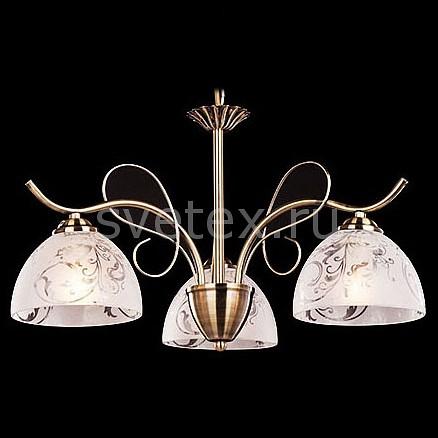 Подвесная люстра ОптимаЛюстры<br>Артикул - EV_73702,Бренд - Оптима (Китай),Коллекция - 30029,Гарантия, месяцы - 24,Высота, мм - 690,Диаметр, мм - 455,Тип лампы - компактная люминесцентная [КЛЛ] ИЛИнакаливания ИЛИсветодиодная [LED],Общее кол-во ламп - 3,Напряжение питания лампы, В - 220,Максимальная мощность лампы, Вт - 60,Лампы в комплекте - отсутствуют,Цвет плафонов и подвесок - белый с рисунком,Тип поверхности плафонов - матовый,Материал плафонов и подвесок - стекло,Цвет арматуры - бронза античная,Тип поверхности арматуры - матовый, рельефный,Материал арматуры - металл,Количество плафонов - 3,Возможность подлючения диммера - можно, если установить лампу накаливания,Тип цоколя лампы - E27,Класс электробезопасности - I,Общая мощность, Вт - 180,Степень пылевлагозащиты, IP - 20,Диапазон рабочих температур - комнатная температура,Дополнительные параметры - способ крепления светильника к потолку - на монтажной пластине, регулируется по высоте<br>