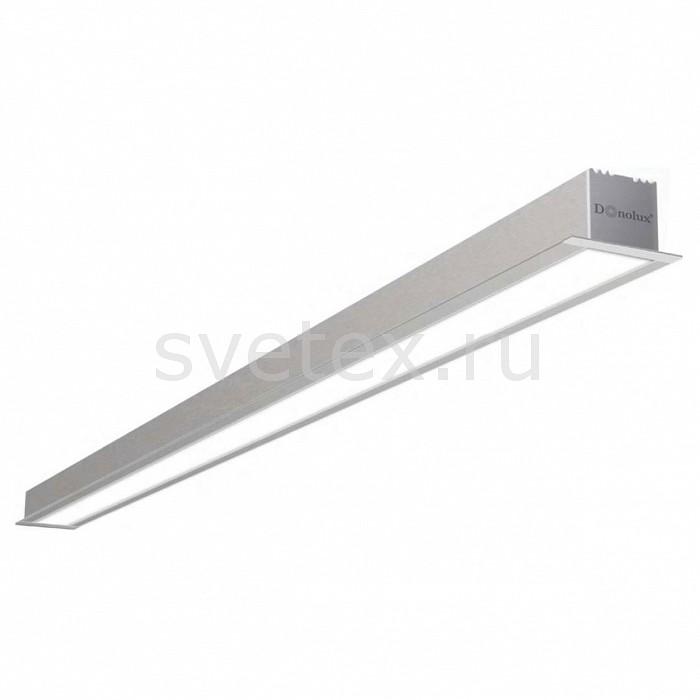Встраиваемый светильник DonoluxМодульные<br>Артикул - do_dl18502m100ww30,Бренд - Donolux (Китай),Коллекция - 1850,Гарантия, месяцы - 24,Длина, мм - 1000,Ширина, мм - 50,Глубина, мм - 35,Тип лампы - светодиодная [LED],Общее кол-во ламп - 1,Напряжение питания лампы, В - 220,Максимальная мощность лампы, Вт - 28.8,Цвет лампы - белый теплый,Лампы в комплекте - светодиодная [LED],Цвет плафонов и подвесок - белый,Тип поверхности плафонов - матовый,Материал плафонов и подвесок - полимер,Цвет арматуры - серый,Тип поверхности арматуры - матовый,Материал арматуры - металл,Количество плафонов - 1,Цветовая температура, K - 3000 K,Световой поток, лм - 2160,Экономичнее лампы накаливания - в 5.4 раза,Светоотдача, лм/Вт - 75,Класс электробезопасности - I,Степень пылевлагозащиты, IP - 20,Диапазон рабочих температур - комнатная температура<br>