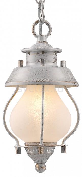Подвесной светильник FavouriteБарные<br>Артикул - FV_1461-1P,Бренд - Favourite (Германия),Коллекция - Lucciola,Гарантия, месяцы - 24,Время изготовления, дней - 1,Высота, мм - 290-1290,Диаметр, мм - 120,Тип лампы - компактная люминесцентная [КЛЛ] ИЛИнакаливания ИЛИсветодиодная [LED],Общее кол-во ламп - 1,Напряжение питания лампы, В - 220,Максимальная мощность лампы, Вт - 40,Лампы в комплекте - отсутствуют,Цвет плафонов и подвесок - белый,Тип поверхности плафонов - матовый,Материал плафонов и подвесок - стекло,Цвет арматуры - белый с золотой патиной,Тип поверхности арматуры - матовый,Материал арматуры - металл,Количество плафонов - 1,Возможность подлючения диммера - можно, если установить лампу накаливания,Тип цоколя лампы - E14,Класс электробезопасности - I,Степень пылевлагозащиты, IP - 20,Диапазон рабочих температур - комнатная температура,Дополнительные параметры - стиль Кантри<br>