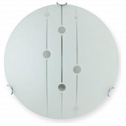 Накладной светильник TopLightКруглые<br>Артикул - TPL_TL9031Y-02WH,Бренд - TopLight (Россия),Коллекция - Madison,Гарантия, месяцы - 24,Диаметр, мм - 300,Размер упаковки, мм - 350x120x350,Тип лампы - компактная люминесцентная [КЛЛ] ИЛИнакаливания ИЛИсветодиодная [LED],Общее кол-во ламп - 2,Напряжение питания лампы, В - 220,Максимальная мощность лампы, Вт - 60,Лампы в комплекте - отсутствуют,Цвет плафонов и подвесок - белый с рисунком,Тип поверхности плафонов - матовый,Материал плафонов и подвесок - стекло,Цвет арматуры - хром,Тип поверхности арматуры - глянцевый,Материал арматуры - металл,Возможность подлючения диммера - можно, если установить лампу накаливания,Тип цоколя лампы - E27,Класс электробезопасности - I,Общая мощность, Вт - 120,Степень пылевлагозащиты, IP - 20,Диапазон рабочих температур - комнатная температура,Дополнительные параметры - способ крепления светильника к потолку и к стене - на монтажной пластине<br>