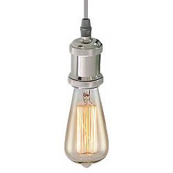 Подвесной светильник GloboСветодиодные<br>Артикул - GB_A15,Бренд - Globo (Австрия),Коллекция - Suspension,Гарантия, месяцы - 24,Высота, мм - 1100,Диаметр, мм - 100,Тип лампы - компактная люминесцентная [КЛЛ] ИЛИнакаливания ИЛИсветодиодная [LED],Общее кол-во ламп - 1,Напряжение питания лампы, В - 220,Максимальная мощность лампы, Вт - 60,Лампы в комплекте - отсутствуют,Цвет арматуры - никель,Тип поверхности арматуры - матовый,Материал арматуры - металл,Возможность подлючения диммера - можно, если установить лампу накаливания,Тип цоколя лампы - E27,Класс электробезопасности - I,Степень пылевлагозащиты, IP - 20,Диапазон рабочих температур - комнатная температура,Дополнительные параметры - способ крепления светильника к потолку - на монтажной пластине, регулируется по высоте<br>