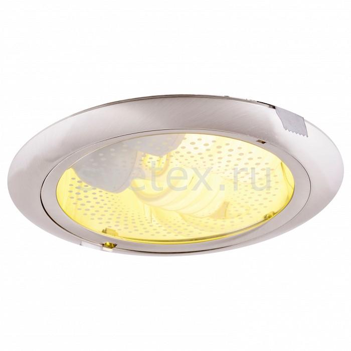 Фото Встраиваемый светильник Arte Lamp Downlights A8060PL-2SS