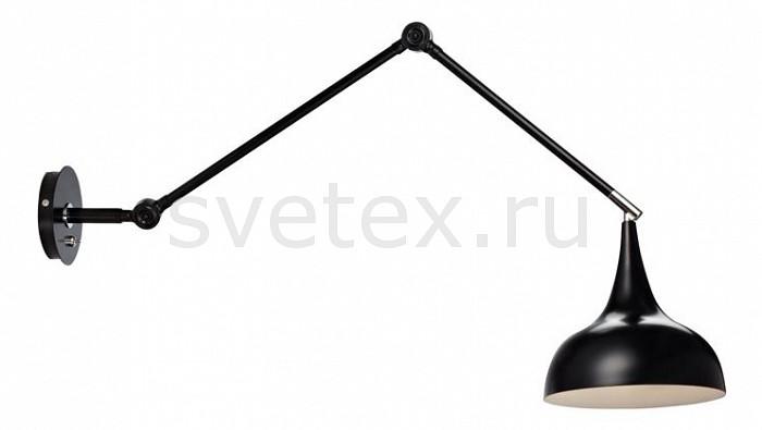 Бра markslojdБра<br>Артикул - ML_104927,Бренд - markslojd (Швеция),Коллекция - Stanford,Гарантия, месяцы - 24,Ширина, мм - 200,Высота, мм - 370,Выступ, мм - 900,Размер упаковки, мм - 250x250x610,Тип лампы - компактная люминесцентная [КЛЛ] ИЛИнакаливания ИЛИсветодиодная [LED],Общее кол-во ламп - 1,Напряжение питания лампы, В - 220,Максимальная мощность лампы, Вт - 40,Лампы в комплекте - отсутствуют,Цвет плафонов и подвесок - черный,Тип поверхности плафонов - матовый,Материал плафонов и подвесок - металл,Цвет арматуры - черный,Тип поверхности арматуры - матовый,Материал арматуры - металл,Количество плафонов - 1,Наличие выключателя, диммера или пульта ДУ - выключатель,Возможность подлючения диммера - можно, если установить лампу накаливания,Тип цоколя лампы - E14,Класс электробезопасности - I,Степень пылевлагозащиты, IP - 20,Диапазон рабочих температур - комнатная температура,Дополнительные параметры - способ крепления к стене - на монтажной пластине, регулируется выступ<br>