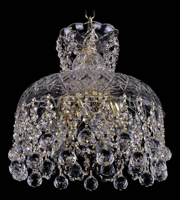 Фото Подвесной светильник Bohemia Ivele Crystal 7711 7711/30/G/Balls