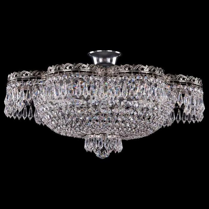 Люстра на штанге Bohemia Ivele Crystal5 или 6 ламп<br>Артикул - BI_1930_55Z_Ni,Бренд - Bohemia Ivele Crystal (Чехия),Коллекция - 1930,Гарантия, месяцы - 24,Высота, мм - 210,Диаметр, мм - 550,Размер упаковки, мм - 450x450x200,Тип лампы - компактная люминесцентная [КЛЛ] ИЛИнакаливания ИЛИсветодиодная [LED],Общее кол-во ламп - 6,Напряжение питания лампы, В - 220,Максимальная мощность лампы, Вт - 40,Лампы в комплекте - отсутствуют,Цвет плафонов и подвесок - неокрашенный,Тип поверхности плафонов - прозрачный,Материал плафонов и подвесок - хрусталь,Цвет арматуры - никель,Тип поверхности арматуры - матовый,Материал арматуры - металл,Возможность подлючения диммера - можно, если установить лампу накаливания,Тип цоколя лампы - E14,Класс электробезопасности - I,Общая мощность, Вт - 240,Степень пылевлагозащиты, IP - 20,Диапазон рабочих температур - комнатная температура,Дополнительные параметры - способ крепления светильника к потолку — на крюке<br>