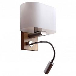 Бра с подсветкой Lucia TucciДеревянные<br>Артикул - LT_Natura_W081.2_Led,Бренд - Lucia Tucci (Италия),Коллекция - Natura,Гарантия, месяцы - 24,Высота, мм - 150,Тип лампы - компактная люминесцентная [КЛЛ], светодиодная [LED] ИЛИнакаливания, светодиодная [LED] ИЛИсветодиодные [LED],Общее кол-во ламп - 2,Напряжение питания лампы, В - 220,Максимальная мощность лампы, Вт - 60, 3,Лампы в комплекте - светодиодная [LED],Цвет плафонов и подвесок - белый,Тип поверхности плафонов - матовый,Материал плафонов и подвесок - стекло,Цвет арматуры - сосна, хром,Тип поверхности арматуры - глянцевый, матовый,Материал арматуры - дерево, металл,Возможность подлючения диммера - можно, если установить лампу накаливания,Тип цоколя лампы - E27,Класс электробезопасности - I,Общая мощность, Вт - 63,Степень пылевлагозащиты, IP - 20,Диапазон рабочих температур - комнатная температура,Дополнительные параметры - светильник предназначен для использования со скрытой проводкой<br>
