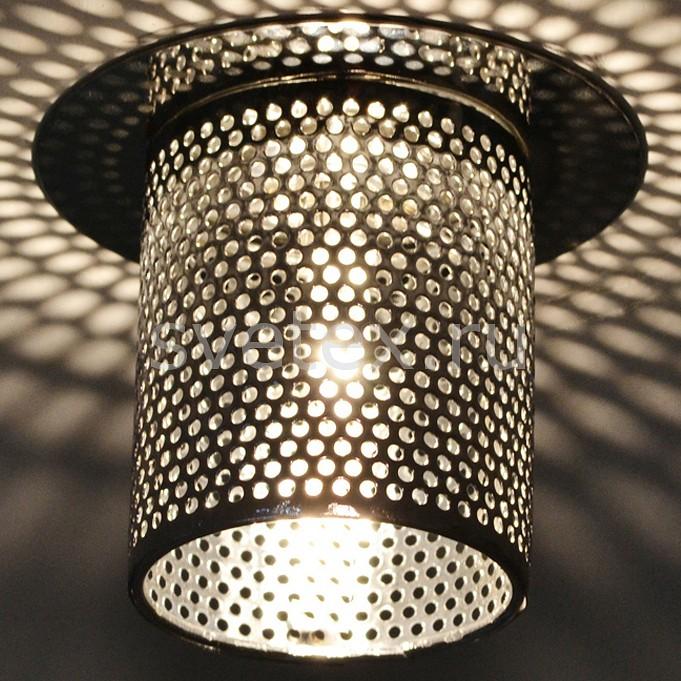 Фото Комплект из 3 встраиваемых светильников Arte Lamp Cool Ice 1 A8382PL-3CC
