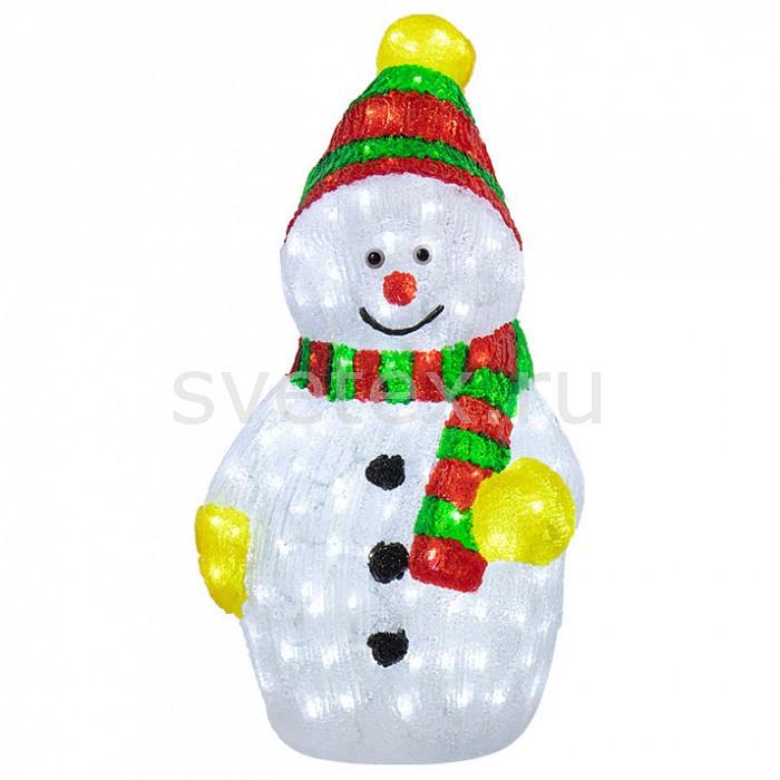 Фото Снеговик световой Неон-Найт Снеговик с шарфом 513-274
