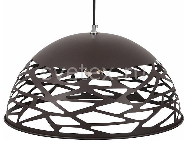 Подвесной светильник ST-LuceБарные<br>Артикул - SL272.433.01,Бренд - ST-Luce (Италия),Коллекция - Velo,Гарантия, месяцы - 24,Высота, мм - 160-1280,Диаметр, мм - 300,Размер упаковки, мм - 330x330x215,Тип лампы - компактная люминесцентная [КЛЛ] ИЛИнакаливания ИЛИсветодиодная [LED],Общее кол-во ламп - 1,Напряжение питания лампы, В - 220,Максимальная мощность лампы, Вт - 40,Лампы в комплекте - отсутствуют,Цвет плафонов и подвесок - коричневый,Тип поверхности плафонов - матовый,Материал плафонов и подвесок - металл,Цвет арматуры - коричневый,Тип поверхности арматуры - матовый,Материал арматуры - металл,Количество плафонов - 1,Возможность подлючения диммера - можно, если установить лампу накаливания,Тип цоколя лампы - E27,Класс электробезопасности - I,Степень пылевлагозащиты, IP - 20,Диапазон рабочих температур - комнатная температура,Дополнительные параметры - способ крепления светильника к потолку - на монтажной пластине, регулируется по высоте<br>