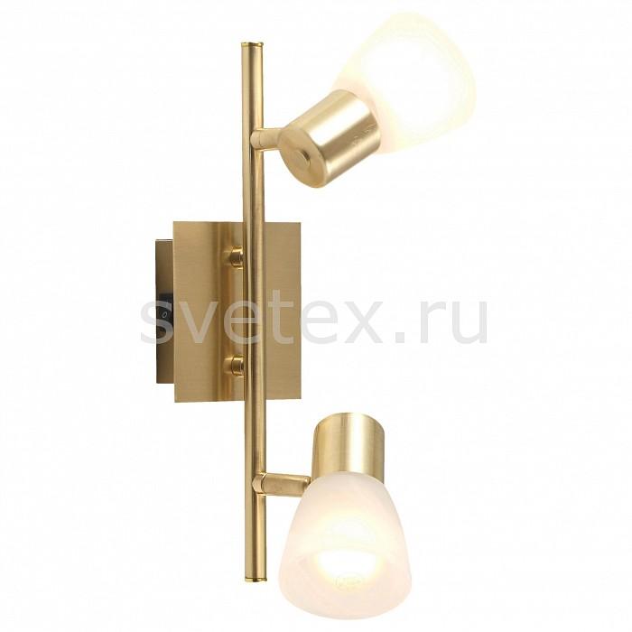 Бра GloboСтеклянный плафон<br>Артикул - GB_54540-2,Бренд - Globo (Австрия),Коллекция - Raider,Гарантия, месяцы - 24,Ширина, мм - 100,Высота, мм - 300,Выступ, мм - 150,Размер упаковки, мм - 320x120x140,Тип лампы - компактная люминесцентная [КЛЛ] ИЛИнакаливания ИЛИсветодиодная [LED],Общее кол-во ламп - 2,Напряжение питания лампы, В - 220,Максимальная мощность лампы, Вт - 40,Лампы в комплекте - отсутствуют,Цвет плафонов и подвесок - белый алебастр,Тип поверхности плафонов - матовый,Материал плафонов и подвесок - стекло,Цвет арматуры - латунь,Тип поверхности арматуры - матовый,Материал арматуры - металл,Количество плафонов - 2,Наличие выключателя, диммера или пульта ДУ - выключатель,Возможность подлючения диммера - можно, если установить лампу накаливания,Тип цоколя лампы - E14,Класс электробезопасности - I,Общая мощность, Вт - 80,Степень пылевлагозащиты, IP - 20,Диапазон рабочих температур - комнатная температура,Дополнительные параметры - поворотный светильник, предназначен для использования со скрытой проводкой<br>