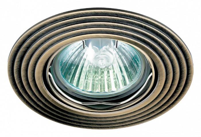 Встраиваемый светильник NovotechКруглые<br>Артикул - NV_369162,Бренд - Novotech (Венгрия),Коллекция - Antic,Гарантия, месяцы - 24,Время изготовления, дней - 1,Глубина, мм - 25,Диаметр, мм - 98,Размер врезного отверстия, мм - 75,Тип лампы - галогеновая ИЛИсветодиодная [LED],Общее кол-во ламп - 1,Напряжение питания лампы, В - 12,Максимальная мощность лампы, Вт - 50,Лампы в комплекте - отсутствуют,Тип поверхности плафонов - глянцевый,Материал плафонов и подвесок - алюминиевое литье,Цвет арматуры - зеленая латунь,Тип поверхности арматуры - глянцевый,Материал арматуры - алюминиевое литье,Количество плафонов - 1,Возможность подлючения диммера - можно, если установить галогеновую лампу,Форма и тип колбы - полусферическая с рефлектором ИЛИполусферическая с радиатором,Тип цоколя лампы - GX5.3,Экономичнее лампы накаливания - на 50%,Класс электробезопасности - III,Напряжение питания, В - 220,Степень пылевлагозащиты, IP - 20,Диапазон рабочих температур - комнатная температура,Дополнительные параметры - возможна установка лампы GX5.3 (MR-16) на 12 В с подключением через трансформатор 12 В<br>