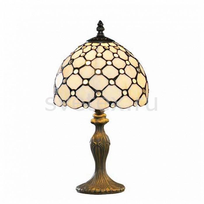 Фото Настольная лампа Arte Lamp E27 220В 60Вт Raindrop A3168LT-1AB