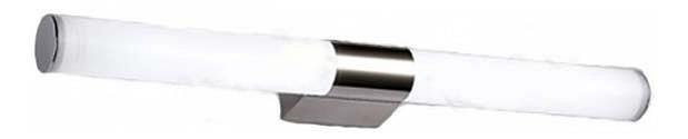Подсветка для зеркала Kink LightБра<br>Артикул - KL_6439-2,Бренд - Kink Light (Китай),Коллекция - Миранда,Гарантия, месяцы - 24,Ширина, мм - 600,Высота, мм - 100,Размер упаковки, мм - 100x650x150,Тип лампы - светодиодная [LED],Общее кол-во ламп - 1,Напряжение питания лампы, В - 220,Максимальная мощность лампы, Вт - 12,Цвет лампы - белый,Лампы в комплекте - светодиодная [LED],Цвет плафонов и подвесок - белый,Тип поверхности плафонов - матовый,Материал плафонов и подвесок - акрил,Цвет арматуры - хром,Тип поверхности арматуры - глянцевый,Материал арматуры - металл,Количество плафонов - 1,Наличие выключателя, диммера или пульта ДУ - выключатель,Цветовая температура, K - 4000 K,Световой поток, лм - 780,Экономичнее лампы накаливания - В 5, 8 раза,Светоотдача, лм/Вт - 65,Класс электробезопасности - I,Степень пылевлагозащиты, IP - 44,Диапазон рабочих температур - от -40^C до +40^C,Дополнительные параметры - способ крепления светильника к стене - на монтажной пластине<br>