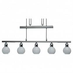 Подвесной светильник MW-LightБарные<br>Артикул - MW_632011705,Бренд - MW-Light (Германия),Коллекция - Гэлэкси 5,Гарантия, месяцы - 24,Высота, мм - 1870,Размер упаковки, мм - 730x230x140,Тип лампы - светодиодная [LED],Общее кол-во ламп - 5,Максимальная мощность лампы, Вт - 4,Лампы в комплекте - светодиодные [LED],Цвет плафонов и подвесок - белый,Тип поверхности плафонов - матовый,Материал плафонов и подвесок - акрил, стекло,Цвет арматуры - хром,Тип поверхности арматуры - глянцевый,Материал арматуры - металл,Возможность подлючения диммера - нельзя,Класс электробезопасности - I,Общая мощность, Вт - 20,Степень пылевлагозащиты, IP - 20,Диапазон рабочих температур - комнатная температура,Дополнительные параметры - способ крепления светильника к потолку - на монтажной пластине, регулируется по высоте<br>