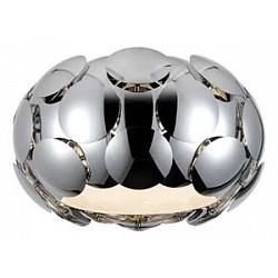 Накладной светильник MaytoniСветодиодные<br>Артикул - MY_MOD503-06-N,Бренд - Maytoni (Германия),Коллекция - Space,Гарантия, месяцы - 24,Высота, мм - 280,Диаметр, мм - 500,Тип лампы - компактная люминесцентная [КЛЛ] ИЛИсветодиодная [LED],Общее кол-во ламп - 6,Напряжение питания лампы, В - 220,Максимальная мощность лампы, Вт - 26,Лампы в комплекте - отсутствуют,Цвет плафонов и подвесок - белый, никель,Тип поверхности плафонов - матовый,Материал плафонов и подвесок - акрил,Цвет арматуры - никель,Тип поверхности арматуры - матовый,Материал арматуры - металл,Возможность подлючения диммера - нельзя,Тип цоколя лампы - E27,Класс электробезопасности - I,Общая мощность, Вт - 156,Степень пылевлагозащиты, IP - 20,Диапазон рабочих температур - комнатная температура,Дополнительные параметры - способ крепления светильника к потолку - на монтажной пластине<br>
