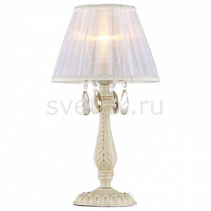 Настольная лампа MaytoniНастольные лампы<br>Артикул - MY_ARM387-00-W,Бренд - Maytoni (Германия),Коллекция - Elegant 21,Гарантия, месяцы - 24,Время изготовления, дней - 1,Высота, мм - 400,Диаметр, мм - 220,Размер упаковки, мм - 250x250x530,Тип лампы - компактная люминесцентная [КЛЛ] ИЛИнакаливания ИЛИсветодиодная [LED],Общее кол-во ламп - 1,Напряжение питания лампы, В - 220,Максимальная мощность лампы, Вт - 40,Лампы в комплекте - отсутствуют,Цвет плафонов и подвесок - белый, неокрашенный,Тип поверхности плафонов - прозрачный,Материал плафонов и подвесок - органза, хрусталь,Цвет арматуры - слоновая кость,Тип поверхности арматуры - глянцевый,Материал арматуры - металл,Количество плафонов - 1,Наличие выключателя, диммера или пульта ДУ - выключатель на проводе,Тип цоколя лампы - E14,Класс электробезопасности - II,Степень пылевлагозащиты, IP - 20,Диапазон рабочих температур - комнатная температура<br>
