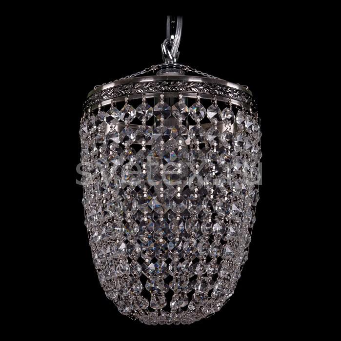 Фото Подвесной светильник Bohemia Ivele Crystal 1920 1920/15/O/NB