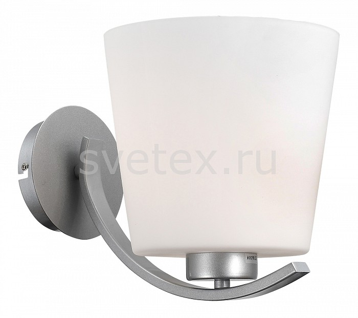 Бра ST-LuceНастенные светильники<br>Артикул - SL543.501.01,Бренд - ST-Luce (Китай),Коллекция - Chiello,Гарантия, месяцы - 24,Ширина, мм - 150,Высота, мм - 180,Выступ, мм - 270,Размер упаковки, мм - 800x540x330,Тип лампы - компактная люминесцентная [КЛЛ] ИЛИнакаливания ИЛИсветодиодная [LED],Общее кол-во ламп - 1,Напряжение питания лампы, В - 220,Максимальная мощность лампы, Вт - 60,Лампы в комплекте - отсутствуют,Цвет плафонов и подвесок - белый,Тип поверхности плафонов - матовый,Материал плафонов и подвесок - стекло,Цвет арматуры - серебро,Тип поверхности арматуры - матовый,Материал арматуры - металл,Количество плафонов - 1,Возможность подлючения диммера - можно, если установить лампу накаливания,Тип цоколя лампы - E27,Класс электробезопасности - I,Степень пылевлагозащиты, IP - 20,Диапазон рабочих температур - комнатная температура,Дополнительные параметры - способ крепления светильника на стене – на монтажной пластине, светильник предназначен для использования со скрытой проводкой<br>
