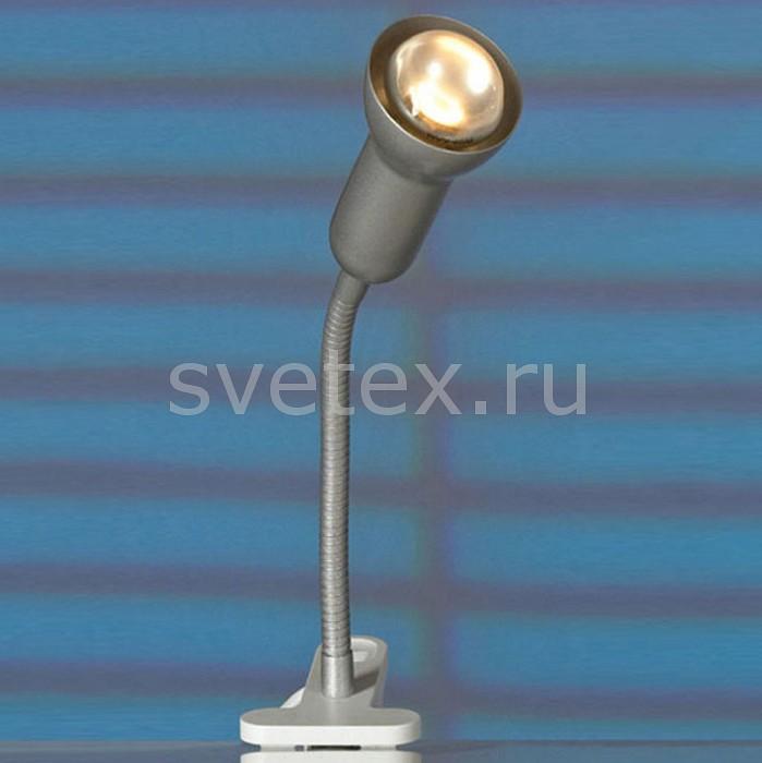 Фото Настольная лампа Lussole E14 220В 40Вт Warshawa LST-4564-01