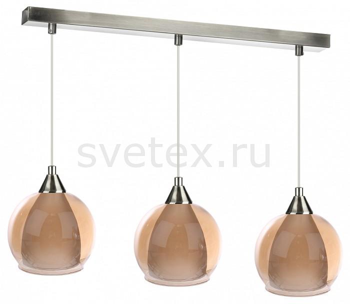 Подвесной светильник 33 идеиДля кухни<br>Артикул - ZZ_PND.102.03.01.NI-S.11_3,Бренд - 33 идеи (Россия),Коллекция - NI_S.11,Длина, мм - 710,Ширина, мм - 150,Высота, мм - 890,Размер упаковки, мм - 560x80x60, 3*160x160x140,Тип лампы - компактная люминесцентная [КЛЛ] ИЛИнакаливания ИЛИсветодиодная [LED],Общее кол-во ламп - 3,Напряжение питания лампы, В - 220,Максимальная мощность лампы, Вт - 60,Лампы в комплекте - отсутствуют,Цвет плафонов и подвесок - бежевый,Тип поверхности плафонов - матовый, прозрачный,Материал плафонов и подвесок - стекло,Цвет арматуры - никель,Тип поверхности арматуры - матовый,Материал арматуры - металл,Количество плафонов - 3,Возможность подлючения диммера - можно, если установить лампу накаливания,Тип цоколя лампы - E14,Класс электробезопасности - I,Общая мощность, Вт - 180,Степень пылевлагозащиты, IP - 20,Диапазон рабочих температур - комнатная температура,Дополнительные параметры - основания светильника 560x55 мм, диаметр плафона 150 мм, способ крепления светильника к потолку – на монтажной пластине<br>