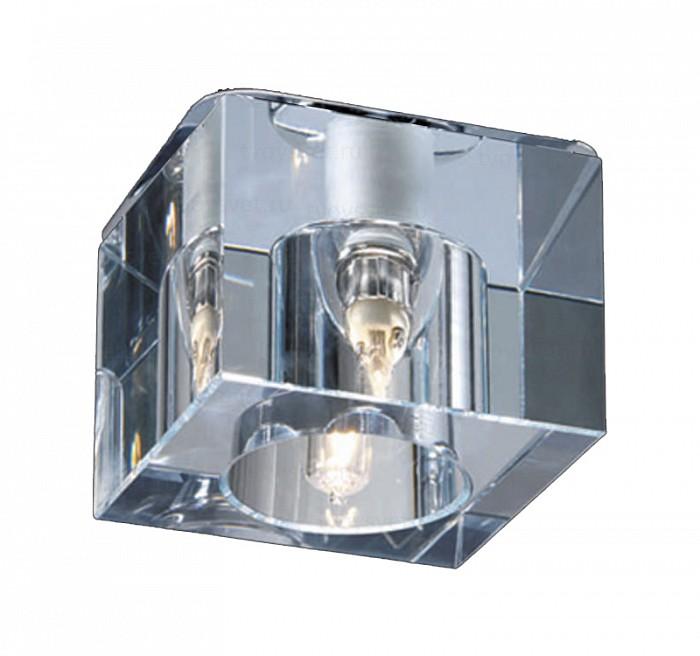 Фото Встраиваемый светильник Novotech Cubic 369298