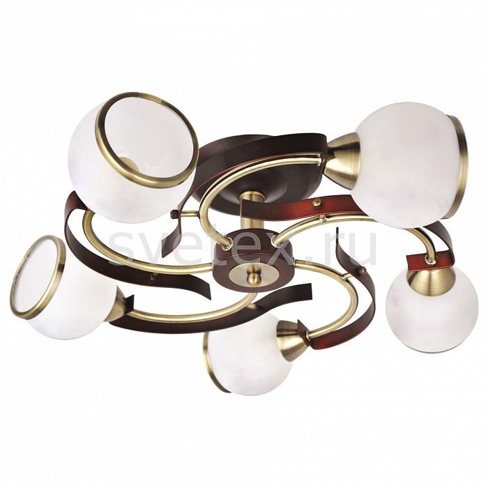 Потолочная люстра ToscomЛюстры<br>Артикул - TO_XD-993-905,Бренд - Toscom (Китай),Коллекция - Helix,Гарантия, месяцы - 24,Высота, мм - 200,Диаметр, мм - 500,Размер упаковки, мм - 225x255x255,Тип лампы - компактная люминесцентная [КЛЛ] ИЛИнакаливания ИЛИсветодиодная [LED],Общее кол-во ламп - 5,Напряжение питания лампы, В - 220,Максимальная мощность лампы, Вт - 60,Лампы в комплекте - отсутствуют,Цвет плафонов и подвесок - белый с каймой,Тип поверхности плафонов - матовый,Материал плафонов и подвесок - стекло,Цвет арматуры - бронза, венге,Тип поверхности арматуры - матовый,Материал арматуры - металл,Количество плафонов - 5,Возможность подлючения диммера - можно, если установить лампу накаливания,Тип цоколя лампы - E27,Класс электробезопасности - I,Общая мощность, Вт - 300,Степень пылевлагозащиты, IP - 20,Диапазон рабочих температур - комнатная температура,Дополнительные параметры - способ крепления светильника к потолку - на монтажной пластине<br>