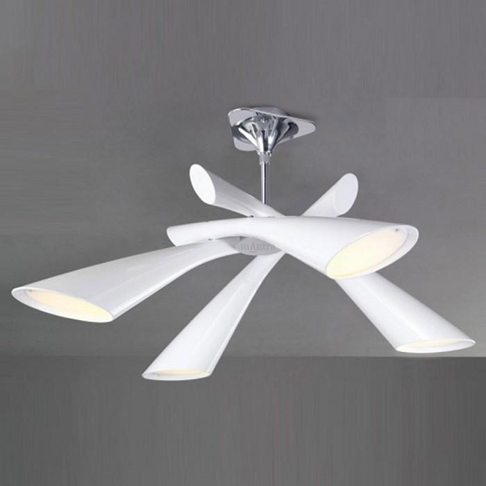 Люстра на штанге MantraПолимерные плафоны<br>Артикул - MN_0921,Бренд - Mantra (Испания),Коллекция - Pop,Гарантия, месяцы - 24,Время изготовления, дней - 1,Высота, мм - 260-350,Диаметр, мм - 760,Тип лампы - компактная люминесцентная [КЛЛ] ИЛИсветодиодная [LED],Общее кол-во ламп - 4,Напряжение питания лампы, В - 220,Максимальная мощность лампы, Вт - 13,Лампы в комплекте - отсутствуют,Цвет плафонов и подвесок - белый,Тип поверхности плафонов - глянцевый,Материал плафонов и подвесок - полимер,Цвет арматуры - хром,Тип поверхности арматуры - глянцевый,Материал арматуры - металл,Количество плафонов - 4,Возможность подлючения диммера - нельзя,Тип цоколя лампы - E27,Экономичнее лампы накаливания - в 5 раз,Класс электробезопасности - I,Общая мощность, Вт - 52,Степень пылевлагозащиты, IP - 20,Диапазон рабочих температур - комнатная температура<br>