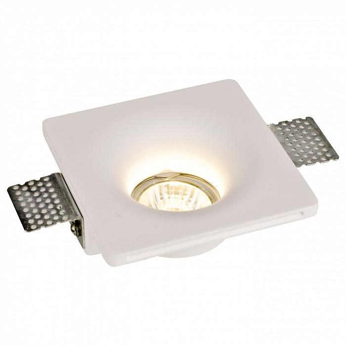 Фото Встраиваемый светильник Arte Lamp Invisible A9110PL-1WH