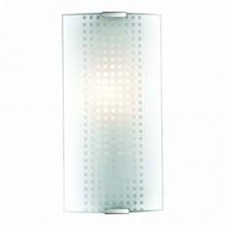 Накладной светильник SonexСветодиодные<br>Артикул - SN_1238_S,Бренд - Sonex (Россия),Коллекция - Storo,Гарантия, месяцы - 24,Размер упаковки, мм - 85x173x312,Тип лампы - компактная люминесцентная [КЛЛ] ИЛИнакаливания ИЛИсветодиодная [LED],Общее кол-во ламп - 1,Напряжение питания лампы, В - 220,Максимальная мощность лампы, Вт - 60,Лампы в комплекте - отсутствуют,Цвет плафонов и подвесок - белый с неокрашенным рисунком,Тип поверхности плафонов - матовый, прозрачный,Материал плафонов и подвесок - стекло,Цвет арматуры - никель,Тип поверхности арматуры - матовый,Материал арматуры - металл,Возможность подлючения диммера - можно, если установить лампу накаливания,Тип цоколя лампы - E14,Класс электробезопасности - I,Степень пылевлагозащиты, IP - 20,Диапазон рабочих температур - комнатная температура,Дополнительные параметры - способ крепления светильника на потолке и стене - на монтажной пластине, светильник предназначен для использования со скрытой проводкой<br>