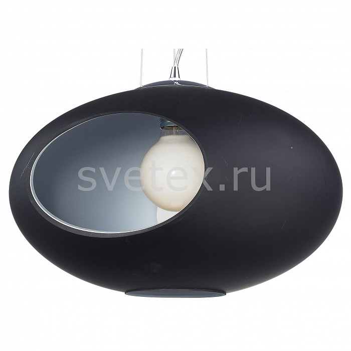 Подвесной светильник ST-LuceБарные<br>Артикул - SL284.403.01,Бренд - ST-Luce (Китай),Коллекция - Nuvola,Гарантия, месяцы - 24,Длина, мм - 420,Ширина, мм - 350,Высота, мм - 600-1200,Размер упаковки, мм - 490x420x335,Тип лампы - компактная люминесцентная [КЛЛ] ИЛИнакаливания ИЛИсветодиодная [LED],Общее кол-во ламп - 1,Напряжение питания лампы, В - 220,Максимальная мощность лампы, Вт - 100,Лампы в комплекте - отсутствуют,Цвет плафонов и подвесок - белый, черный,Тип поверхности плафонов - матовый,Материал плафонов и подвесок - стекло,Цвет арматуры - хром,Тип поверхности арматуры - глянцевый,Материал арматуры - металл,Количество плафонов - 1,Возможность подлючения диммера - можно, если установить лампу накаливания,Тип цоколя лампы - E27,Класс электробезопасности - I,Степень пылевлагозащиты, IP - 20,Диапазон рабочих температур - комнатная температура,Дополнительные параметры - регулируется по высоте<br>