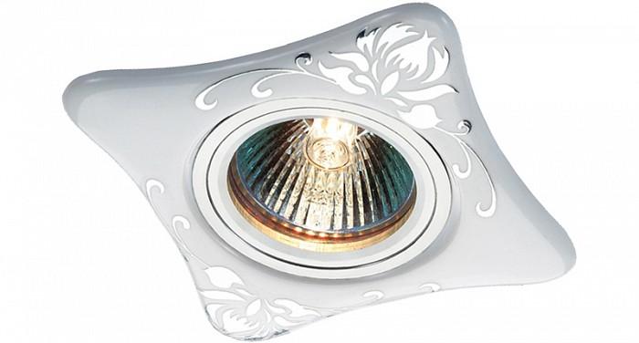 Фото Встраиваемый светильник Novotech Ceramic 369928