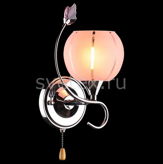 Фото Бра Eurosvet 3457 3457/1 хром/розовый