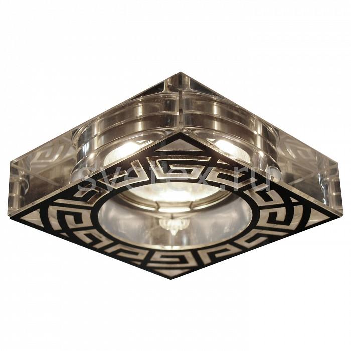 Фото Встраиваемый светильник Arte Lamp Brilliants 1 A5205PL-1CC