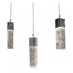 Подвесной светильник Kink LightДля кухни<br>Артикул - KL_08510-3,Бренд - Kink Light (Китай),Коллекция - Аква,Гарантия, месяцы - 24,Высота, мм - 1300,Тип лампы - светодиодная [LED],Общее кол-во ламп - 3,Напряжение питания лампы, В - 220,Максимальная мощность лампы, Вт - 5,Лампы в комплекте - светодиодные [LED],Цвет плафонов и подвесок - неокрашенный,Тип поверхности плафонов - прозрачная,Материал плафонов и подвесок - стекло,Цвет арматуры - хром,Тип поверхности арматуры - глянцевый,Материал арматуры - металл,Возможность подлючения диммера - нельзя,Класс электробезопасности - I,Общая мощность, Вт - 15,Степень пылевлагозащиты, IP - 20,Диапазон рабочих температур - комнатная температура,Дополнительные параметры - способ крепления светильника к потолку - на монжатной пластине, регулируется по высоте<br>