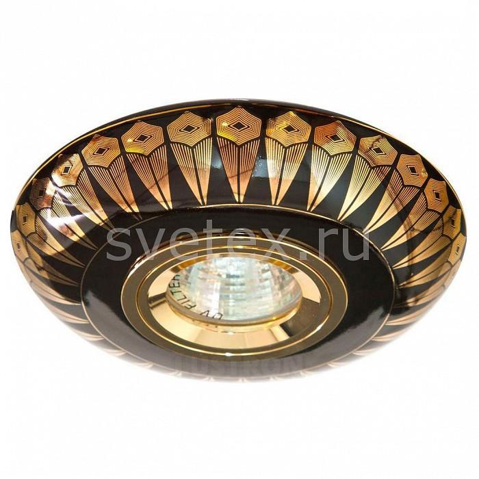 Встраиваемый светильник FeronПотолочные светильники<br>Артикул - FE_28358,Бренд - Feron (Китай),Коллекция - C2727,Гарантия, месяцы - 24,Глубина, мм - 20,Диаметр, мм - 130,Размер врезного отверстия, мм - 64,Тип лампы - галогеновая ИЛИсветодиодная [LED],Общее кол-во ламп - 1,Напряжение питания лампы, В - 12,Максимальная мощность лампы, Вт - 50,Лампы в комплекте - отсутствуют,Цвет арматуры - черный с золотым рисунком,Тип поверхности арматуры - глянцевый, матовый,Материал арматуры - керамика, металл,Возможность подлючения диммера - можно, если установить галогеновую лампу,Необходимые компоненты - трансформатор 12В,Компоненты, входящие в комплект - нет,Форма и тип колбы - полусферическая с рефлектором,Тип цоколя лампы - GU5.3,Класс электробезопасности - I,Напряжение питания, В - 220,Степень пылевлагозащиты, IP - 20,Диапазон рабочих температур - комнатная температура<br>