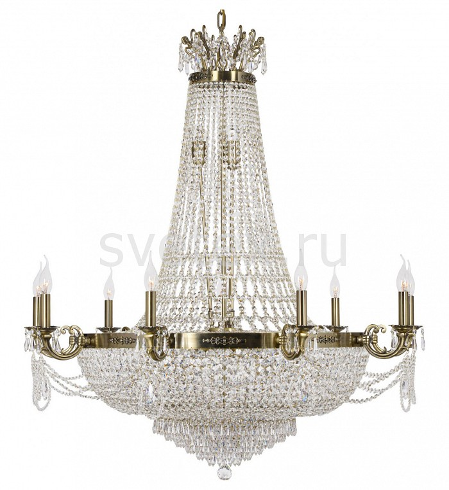 Подвесная люстра Dio D'ArteБолее 6 ламп<br>Артикул - DDA_Lodi_E_1.6.9.200_A,Бренд - Dio D'Arte (Италия),Коллекция - Lodi,Гарантия, месяцы - 24,Высота, мм - 1100,Диаметр, мм - 1000,Тип лампы - компактная люминесцентная [КЛЛ] ИЛИнакаливания ИЛИсветодиодная  [LED],Общее кол-во ламп - 9,Напряжение питания лампы, В - 220,Максимальная мощность лампы, Вт - 40,Лампы в комплекте - отсутствуют,Цвет плафонов и подвесок - неокрашенный,Тип поверхности плафонов - прозрачный,Материал плафонов и подвесок - хрусталь Asfour,Цвет арматуры - бронз античная,Тип поверхности арматуры - матовый,Материал арматуры - металл,Возможность подлючения диммера - можно, если установить лампу накаливания,Форма и тип колбы - свеча ИЛИ свеча на ветру,Тип цоколя лампы - E14,Класс электробезопасности - I,Общая мощность, Вт - 360,Степень пылевлагозащиты, IP - 20,Диапазон рабочих температур - комнатная температура,Дополнительные параметры - способ крепления светильника к потолку - на крюке, указана высота светильника без подвеса<br>